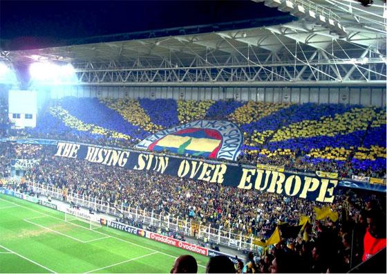 Fenerbahce-fans