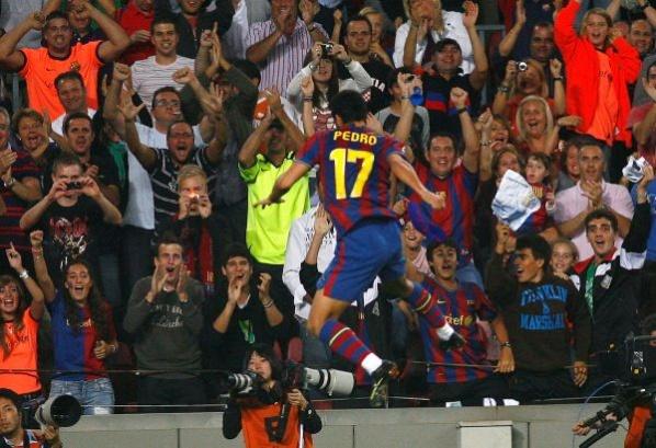 Pedro_scores