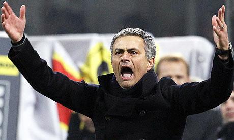 Jose-Mourinho-Celebrates