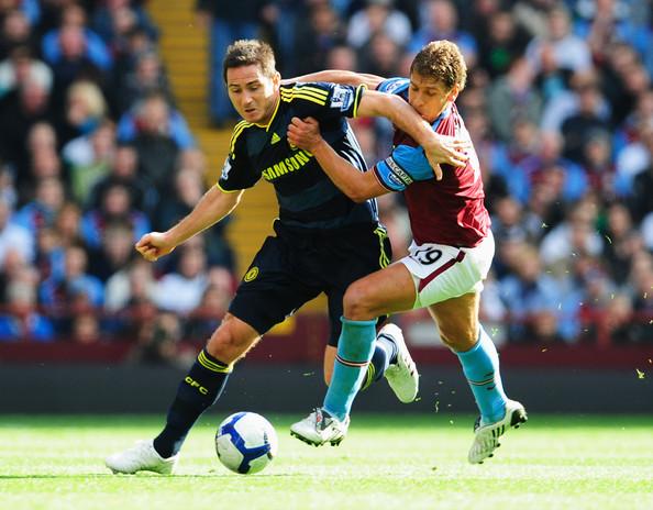 Aston+Villa+v+Chelsea