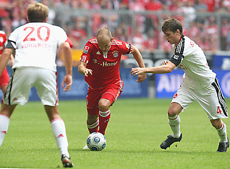 Bayern-Nurnberg