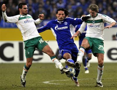 Schalke-Werder