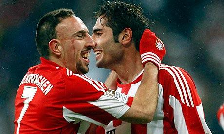 Bayern-Munich-celebrate