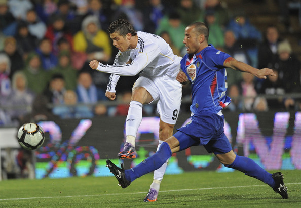 Getafe-Real+Madrid