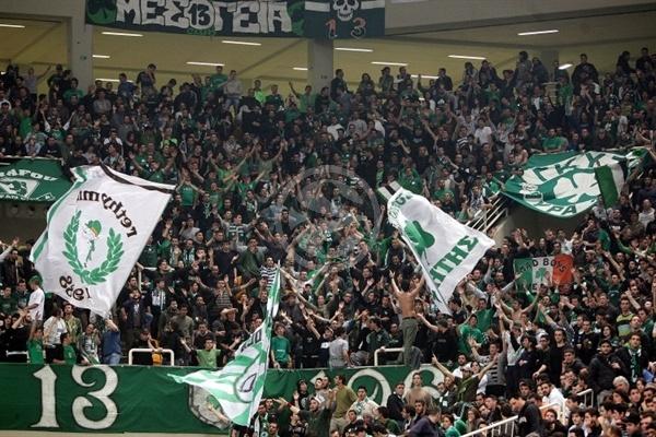 Panathinaikos-Fans