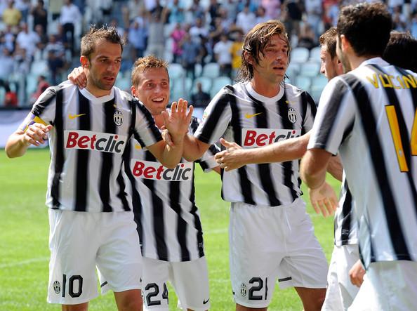 Juventus-scores