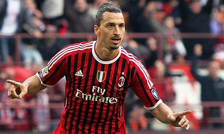 Zlatan-Ibrahimovic-scores-Milan