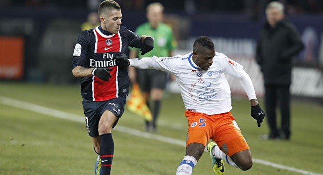 PSG Monpelie PSG v Montpellier: Watch a Live Stream of the Coupe de France match – available in the UK